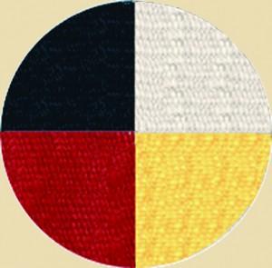 CMKY main circle weave blank