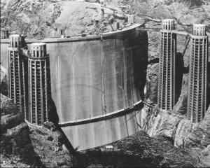 Hoover Dam 1935