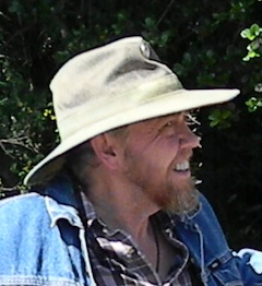 Figure 22. James D. Robinson, vertebrate paleontologist specializing in biomechanics.