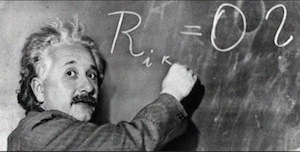 Figure 8. Albert Einstein, theoretical physicist famous for work on the special and general theories of relativity, recipient of the Nobel Prize in Physics in 1921 for his work on the photoelectric effect.