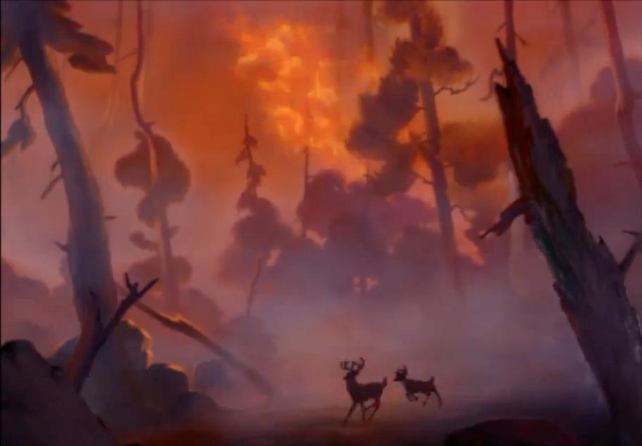 bambi fire
